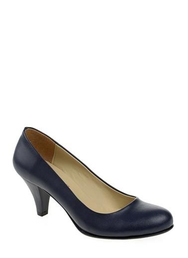 Derigo Topuklu Ayakkabı Lacivert
